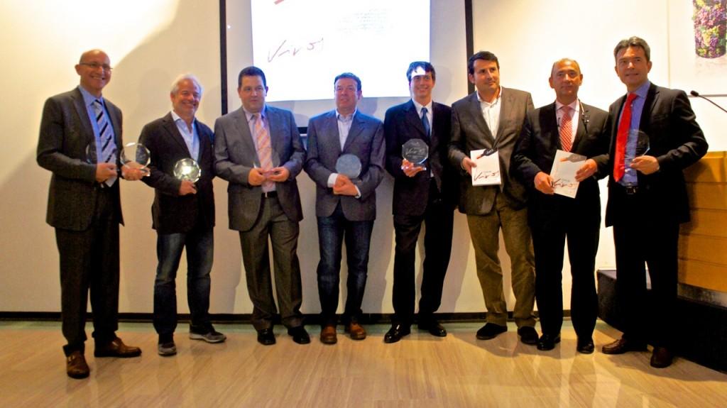 Los premiados del 2013 por la Semana Vitivinícola, la publicación decana del sector del vino en España