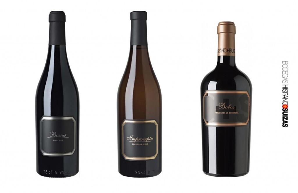 Todos los vinos de Hispano Suizas obtienen entre 94 y 96 puntos.